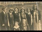 1950 Swim Team