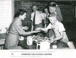 1940's Canteen at Lunchtime