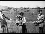 1951 Joan Limbert Bev Graham and Cliff Williams