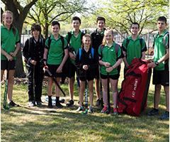 Canberra High School ADP Hockey Team