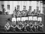 1951 Rugby Team Alan Morton 2cnd From Right Front Represented Australia in Rugby Union