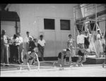 1951 School Swimming Carnival at Manuka Pool