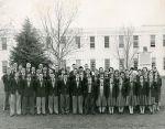 CHS 5th Year 1956