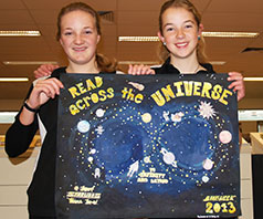 Book Week Poster competition