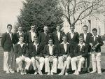 CHS Cricket 1st XI 1955