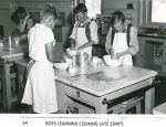 1940's Late Boys Learning Cooking (2)