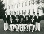 CHS Cricket 1st XI, 1956