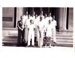 Percy Gilhome '47 Cricket Team Page