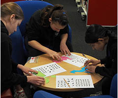 Working out Maths game puzzles