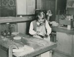 1940's Girls Learning Woodwork