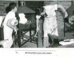 1940's Woodwork Class