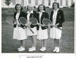 1946 Tennis Team